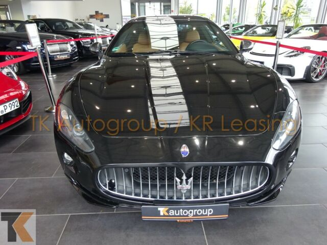 MASERATI Granturismo S MC Shift *MC Sport Line Paket*