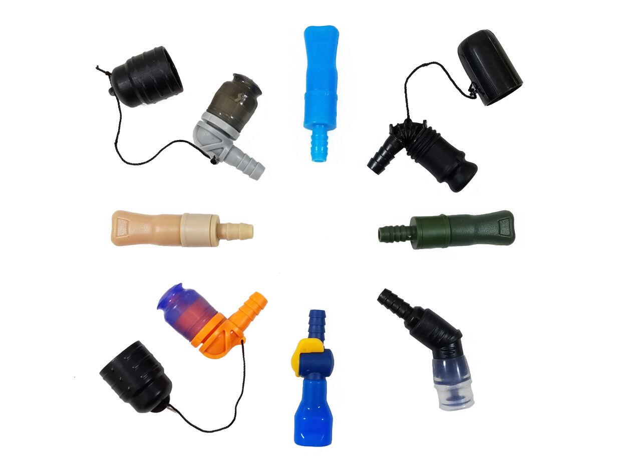 Drink Tube Bite Valves... for Camelbak, Geigerrig, Hydrapak,