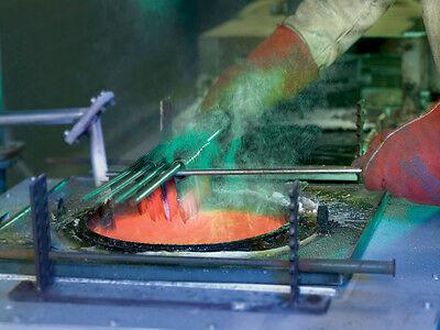 Hot forging process at Niegeloh-Solingen