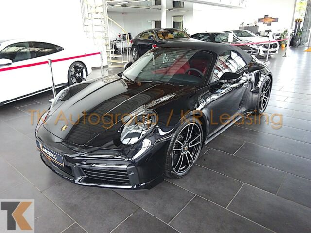 PORSCHE 992 Turbo S Cabrio *Voll/ Distronic/ Keyless GO*