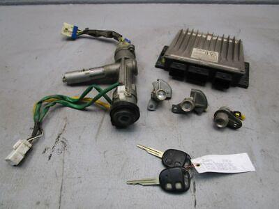 Hyundai Terracan (HP) 2.9 Crdi 4WD Engine Control Unit 39101-4X740 Ignition