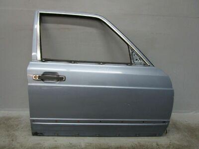 MERCEDES-BENZ S-Klasse W126 Tür Türe rechts vorn Silber