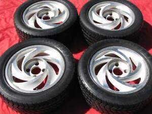 AutoQualita F1 aero wheels 15x6.5 4x114.3 Super Volk JDM turbofan Kalorama Yarra Ranges Preview