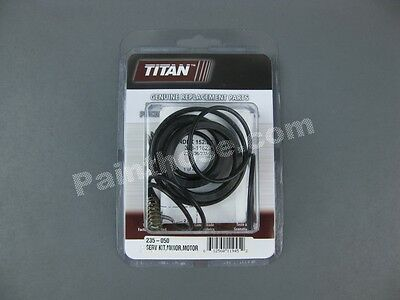 Titan Speeflo 235-050 Hydraulic Service Motor Kit - Oem