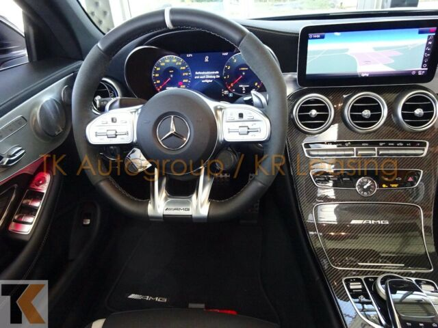 MERCEDES-BENZ C 63 S AMG Cabrio *facelift/ Driver's Pack/Voll*
