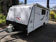 2018 Freedom Caravan - FOR HIRE (with bunks) Mount Evelyn Yarra Ranges Preview