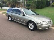 2002 Ford Falcon Wagon AU / SR (Sport Release) Townsville Townsville City Preview