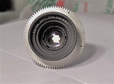 Cooke Kinetal 25mm F1.8/T2.0 Mitchell 35mm Cine format Camera lens