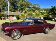 65 mustang coupe v8 Port Macquarie Port Macquarie City Preview