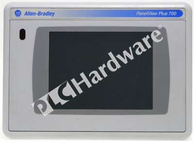 Allen Bradley 2711p-rdt7c A Panelview Plus And Plus Ce 700 Color Touch Screen