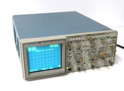 Tektronix 2221 60mhz Digital Storage Oscilloscope