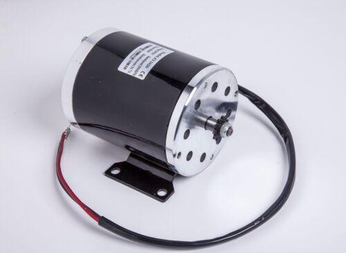 500W 36V DC electric brush ZY1020 motor f escooter ebike ekart DIY project