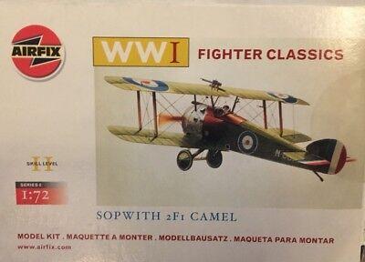 Air Fix WWI Fighter Classics Model Kit Series 0 1/72