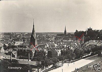 19734/ Originalfoto 17x12cm, Flensburg, ca. 1910