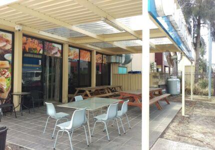 Cafe/ Take Away shop Preston's Industrial Area