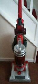 Hoover vacuum cleaner.