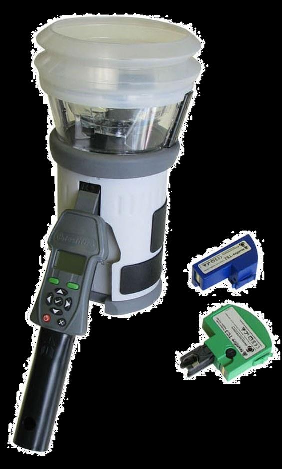 TestiFire 2000 Smoke, Heat & CO Detector Test Head Unit