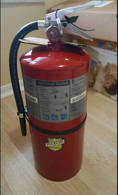 Buckeye 20s Hi Sa Abc 20 Lb Fire Extinguisher New In Box