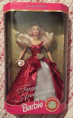 TARGET 35TH ANNIVERSARY BARBIE SPECIAL EDITION 1997 MATTEL