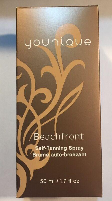 Younique Beachfront Self Tanning Spray
