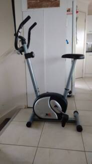 EXERCISE BIKE with 6 mode monitor in 'as new' condition.