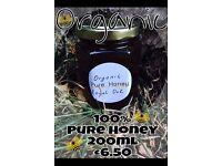 Organic oak honey 200ml