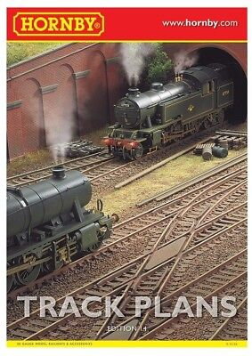 Hornby R8156 - Track Plans Book 00/H0 Gauge - Latest Edition 14