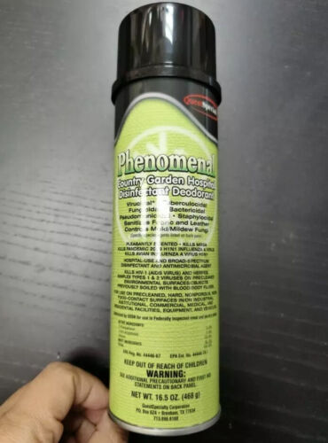 Phenomenal Disinfectant Spray And Free Shipping