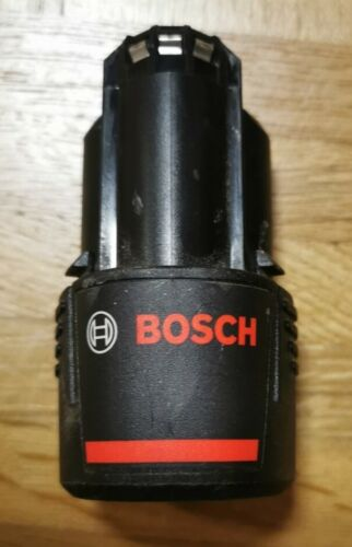 Bosch Professional GBA 12V 2.0Ah Ersatzakku 1607A35040G3 10,8V