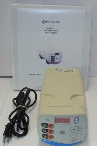 Fisher Scientific FB300 Power Supply - Works Great