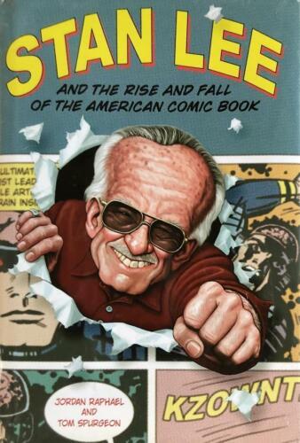 Stan Lee- Signed Hardbound Book