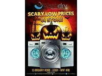 Spooky Sunday Opening Cheap Appliances