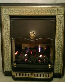 Victorian Jubilee 414 Valor Natural Gas Fire £50