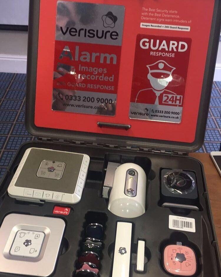 verisure smart plug manual