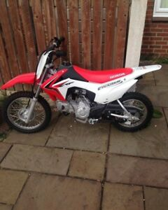 Wanted Klx 110L or Crf 110