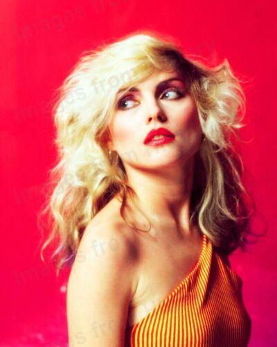 8x10 Print Debbie Harry Blondie Beautiful Portrait #DH65