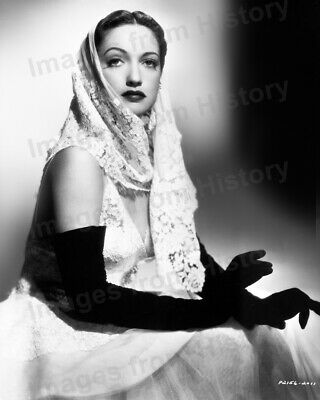 8x10 Print Dorothy Lamour Beautiful Fashion Portrait #5502226