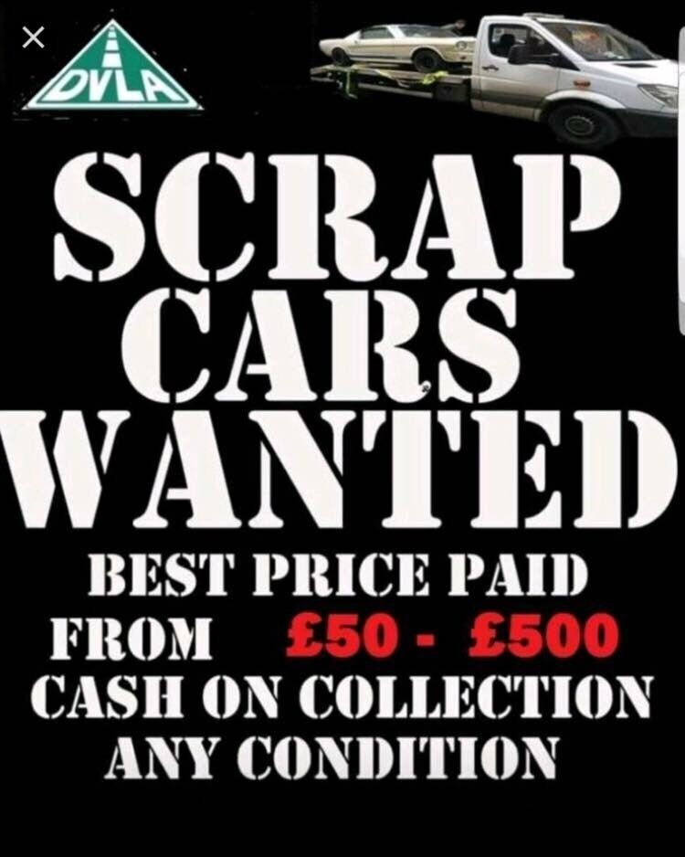 Scrap your car for cash free collection | in Camden, London | Gumtree