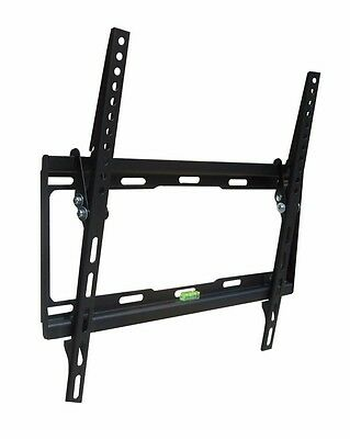 SLIM LCD LED PLASMA FLAT TILT TV WALL MOUNT BRACKET 30 32 37 42 45 46 47 50