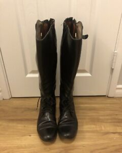 Size 9 Plus Size Field Boots
