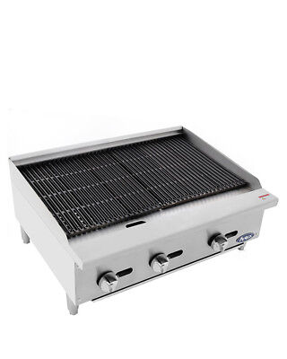 Atosa Atrc-36 36 Radiant Broiler New Commercial Kitchen