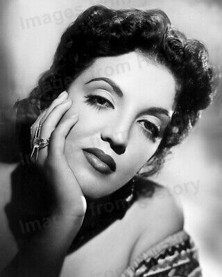 8x10 Print Katy Jurado Portrait Mexican Film Actress #KJ5