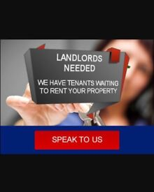LANDLORDS NEEDED ALL OVER KENT