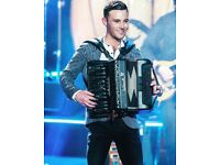 2x Nathan Carter Tickets Belfast