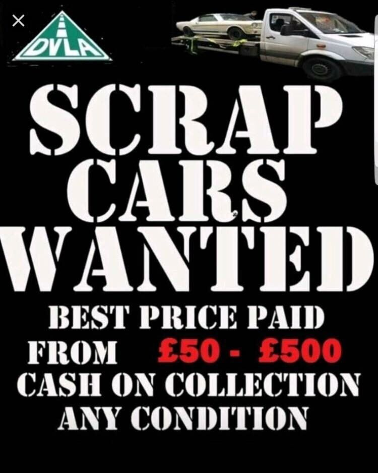SELL/SCRAP YOUR CAR FOR CASH WITHIN 1HOUR | in Kingsbury, London ...