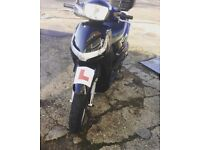 Peugeot Tweet 125 Moped