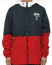 Stussy spray jacket 2 white/navy/red Coomera Gold Coast North Preview
