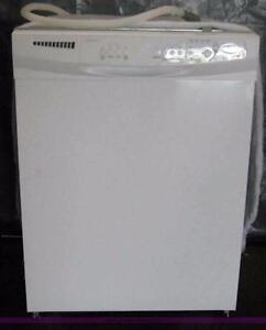 Sélection de Lave-vaisselles / Selection of Dishwashers /  usagés / - GE KENMORE WHIRLPOOL LG SAMSUNG AMANA