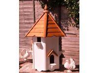 Six nest dovecote