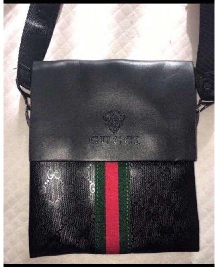 844500a2c4e8 Gucci Mens Messenger Crossbody Pouch Bag | in Chadderton ...